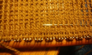 Slip stitch 2