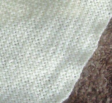 weave sample