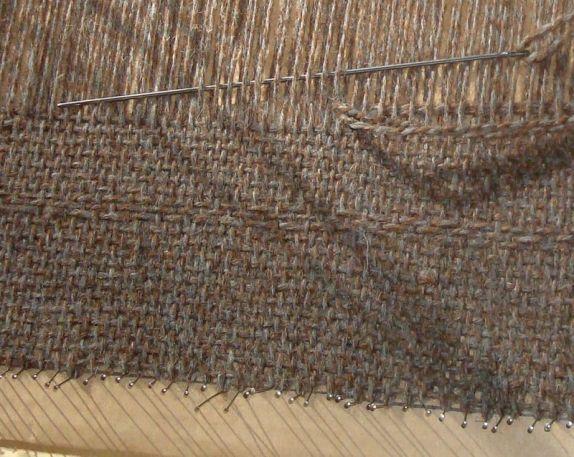 Yoke weaving 4