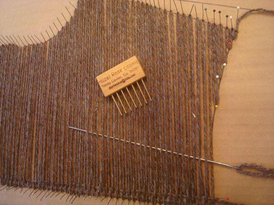 Yoke weaving