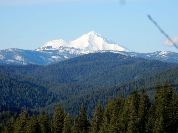 Shasta from the top 4 sm